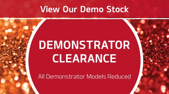 View Demonstrator Stock